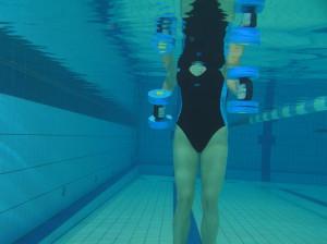 Rozpoczęcie treningów aqua fitness